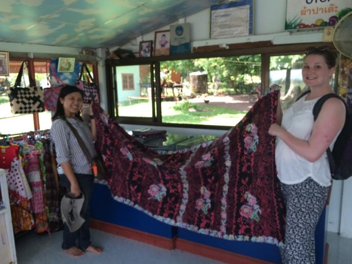 Ko klong batik Thailand