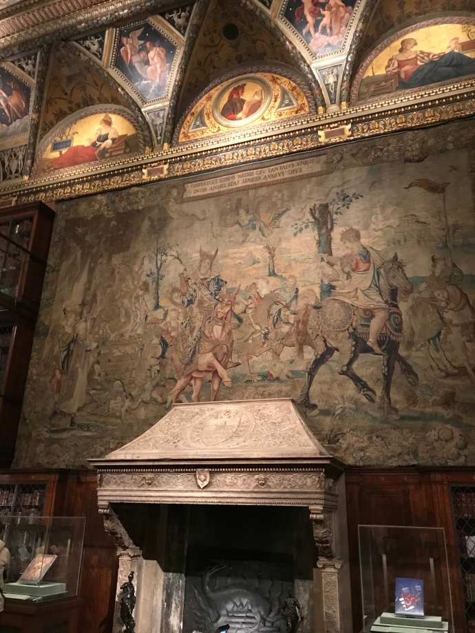 Pierpont Morgan Library - Tapestry