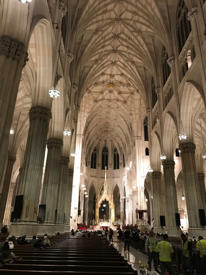 Saint Patrick's Cathedral, New York City