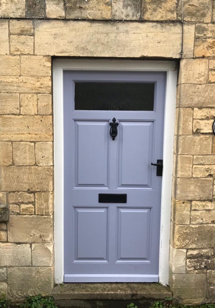 England door