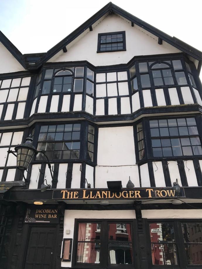 Llandoger Trow Bristol
